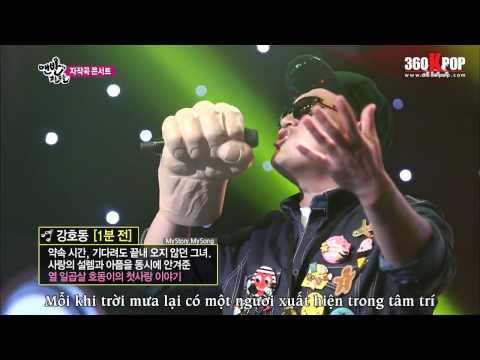 [Vietsub] Barefoot Friends Ep 17 Kang Ho Dong - 1 minute ago