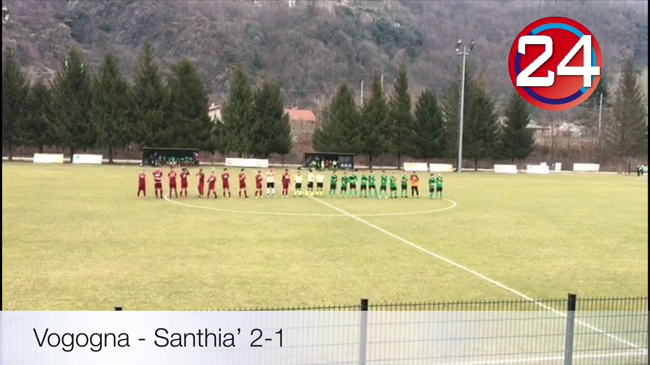Vogogna batte Santhia 2 a 1