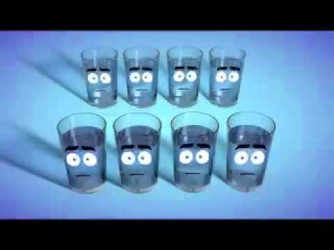 Toma 8 vasos de agua al dia toma agua zanamente youtube for Toma de agua