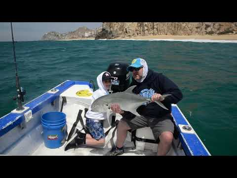 Inshore Fishing In Cabo San Lucas 2019