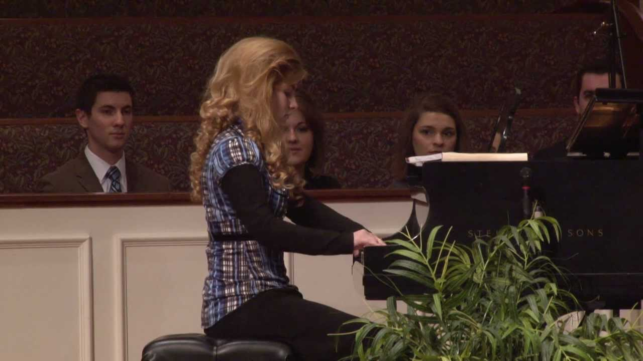 Crown College Tennessee >> It is Well With My Soul given by Erin Bates - YouTube