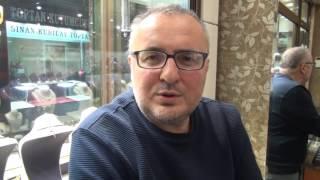 Zonguldak Kuyumcular Derneği Başkanı Nihat Çetin Çelik