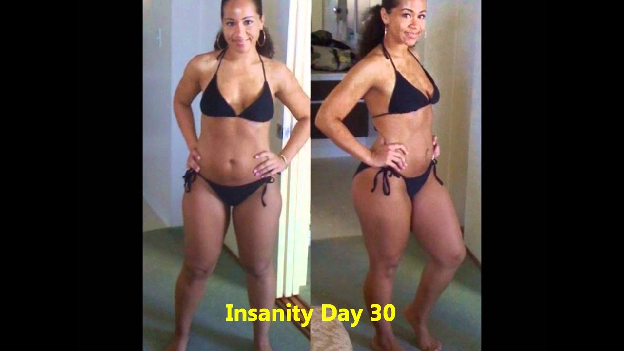65 lb Weight Loss: P90X, Insanity Transformation! - YouTube