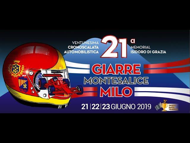 21° Cronoscalata Giarre Montesalice Milo HD VideoSportAM