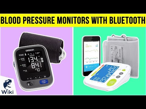10-best-blood-pressure-monitors-with-bluetooth-2019