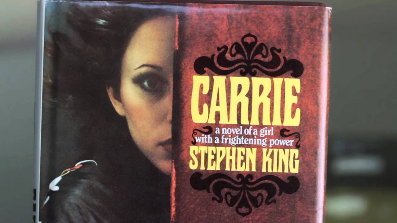 a story of revenge in carrie by stephen king Review: carrie by stephen king stephen king, carrie this is a story about a girl's revenge against all those who have tormented her,all her life they say.