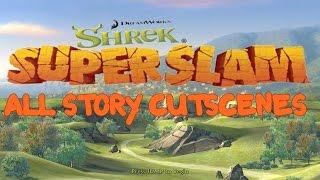 Shrek Super Slam: All Story Cutscenes