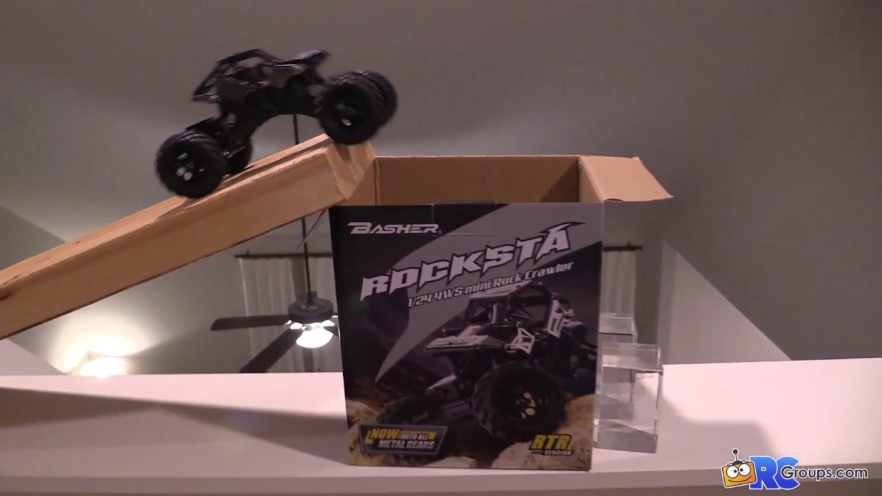Basher RockSta 1/24th Mini Crawler - RCGroups Review