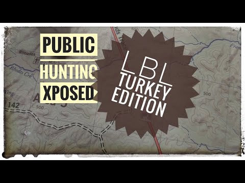 Public Hunting Xposed Turkey Edition(Land Between The Lakes)