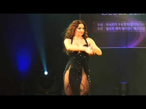'Mozza Masraiy' Yulia Redkous  in 2015 El Sa'awah festival(Seoul,Korea)