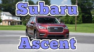 2019 Subaru Ascent Premium: Regular Car Reviews