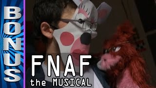 Behind the Scenes of FNAF the Musical! (feat. Markiplier)