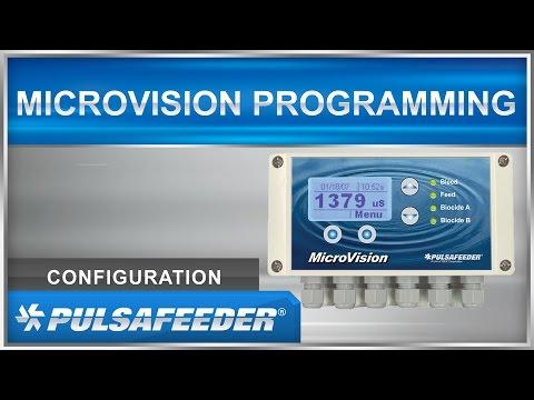 MicroVision - Configure - Programming