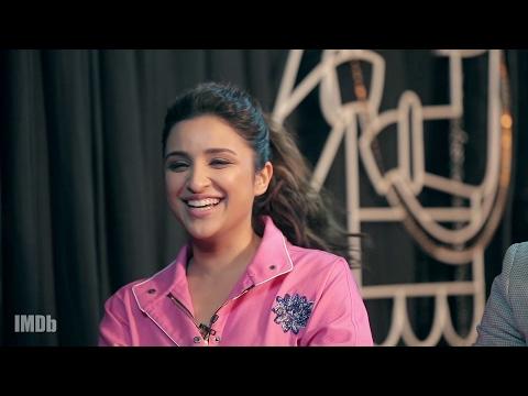 Ayushmann Khurrana & Parineeti Chopra Reveal Their Favorites | The Insider's Watchlist streaming vf