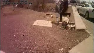 Utah: Body cam footage of baby rescued from river
