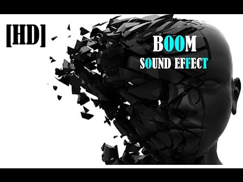 BOOM SOUND EFFECT | BEST AUDIO QUALITY | FREE DOWNLOAD