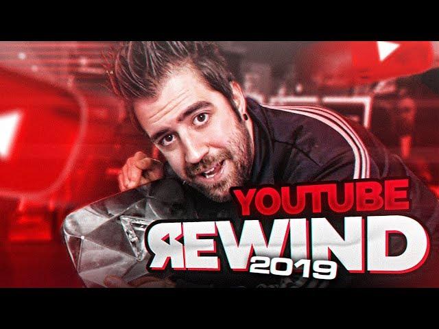EL YOUTUBE REWIND 2019