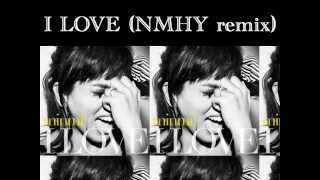 "MINMI ""I LOVE"" remix"