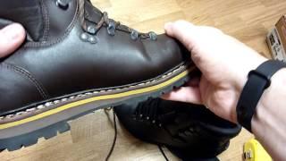 HanWag Alaska Winter GTX зимние ботинки.Первые впечатления.(, 2016-10-17T16:12:22.000Z)