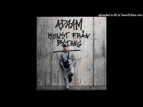 ADAAM - Konst Från Betong (Official Instrumental Remake) Prod.Znote