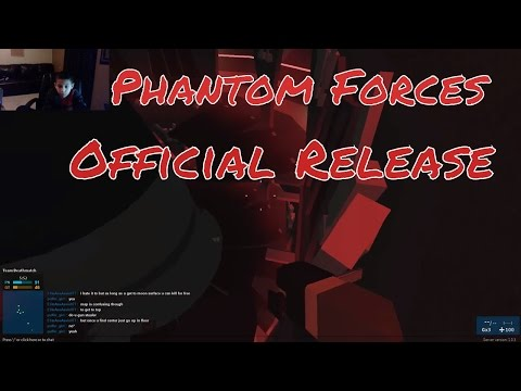 Roblox  / Phantom Forces [OFFICIAL RELEASE] Update / Star Wars Rogue One Event