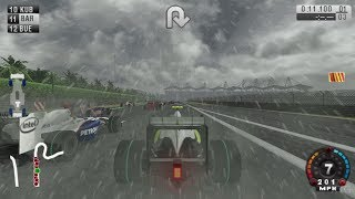 F1 2009 PSP Gameplay HD (PPSSPP)
