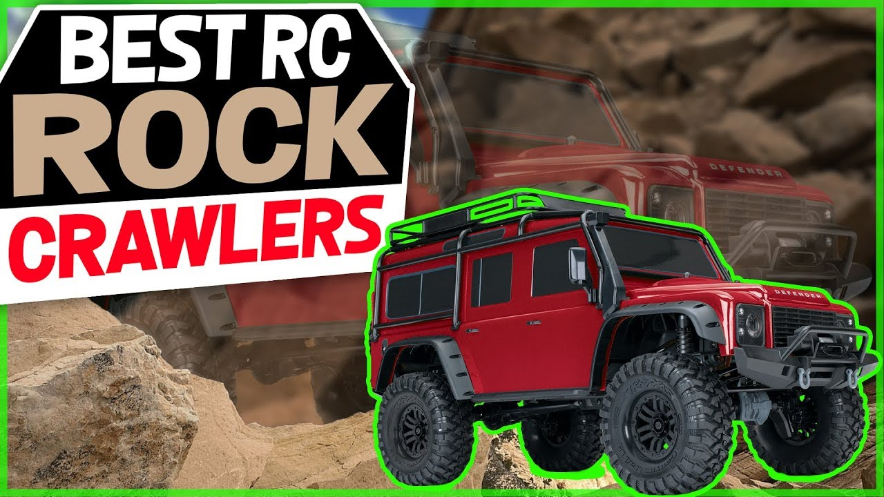 Best Rc Rock Crawlers This Years Top Rc Trail And Crawling Trucks Youtube