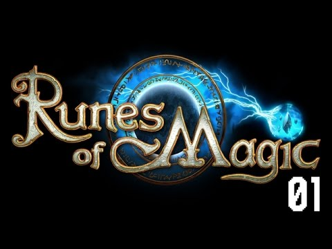 Let's play – Runes of magic n°1 – Full HD FR
