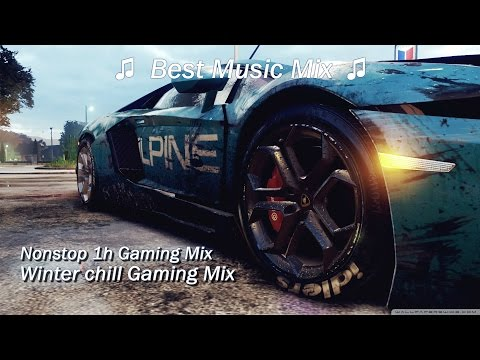 Nonstop 1h Gaming Mix | Best Music mix 2016 | Winter chill Gaming Mix | EDM, Dubstep, Electro House