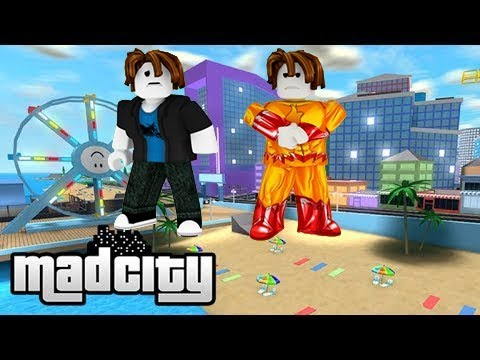 Roblox Mad City Bully Story (Alan Walker - The Spectre) -Animation