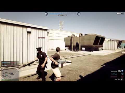 GTA5 Online: {SACR} vs {KAOS} {READ DESC}