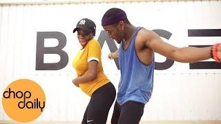 Wande Coal - So Mi So (Dance Class Video) | Fumy Opeyemi  Choreography | Chop Daily