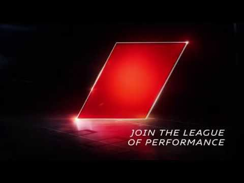 Join the league of performance. Audi Sport.