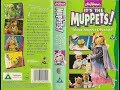 It's the Muppets! -