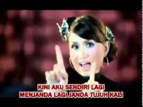 Janda 7 kali Dangdut Musik INdonesia