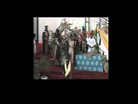 WIUC GHANA 8TH Graduation Ceremony Live Stream
