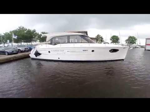 Bavaria E 40 Motoryacht Premiere neue Motorboat Serie ~ 07-2016