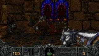 DOS Game: Hexen - Beyond Heretic