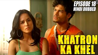 Khatron Ka Khel (2021) | Episodio 18 | Nuova serie web soprannominata in hindi
