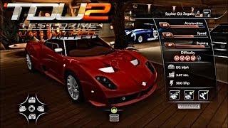 Spyker C12 Zagato Videos