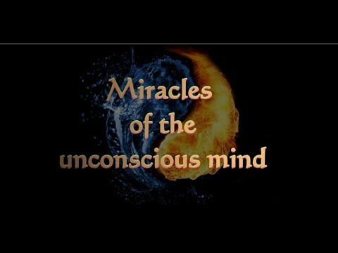 Unconscious mind and miracles. Achieve your wishes get them now.