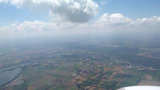 Abflug Departure MUC Mnchen - HRG Hurghada TUI fly X3 6682 16.07.2019