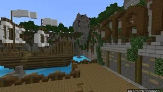 BREF PRÉSENTATION DE MON SERVEUR ! (Minecraft Pocket Edition)🍆