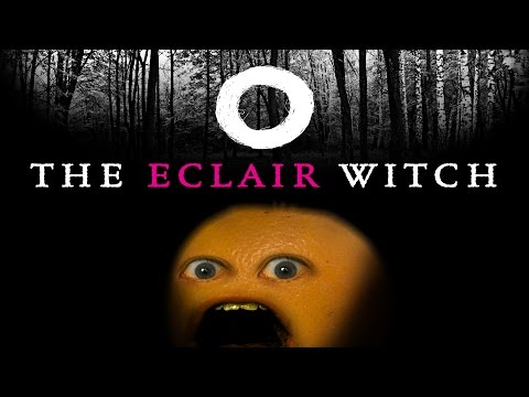 Annoying Orange – The Eclair Witch Project