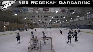 2018-2019 #95 Rebekah Garbarino GY 2022 Carolina Lady Eagle Highlights