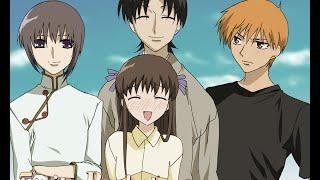 Speed drawing of Toroh,Kyo, Yuki, Shigure, Fruits Basket (SIK )