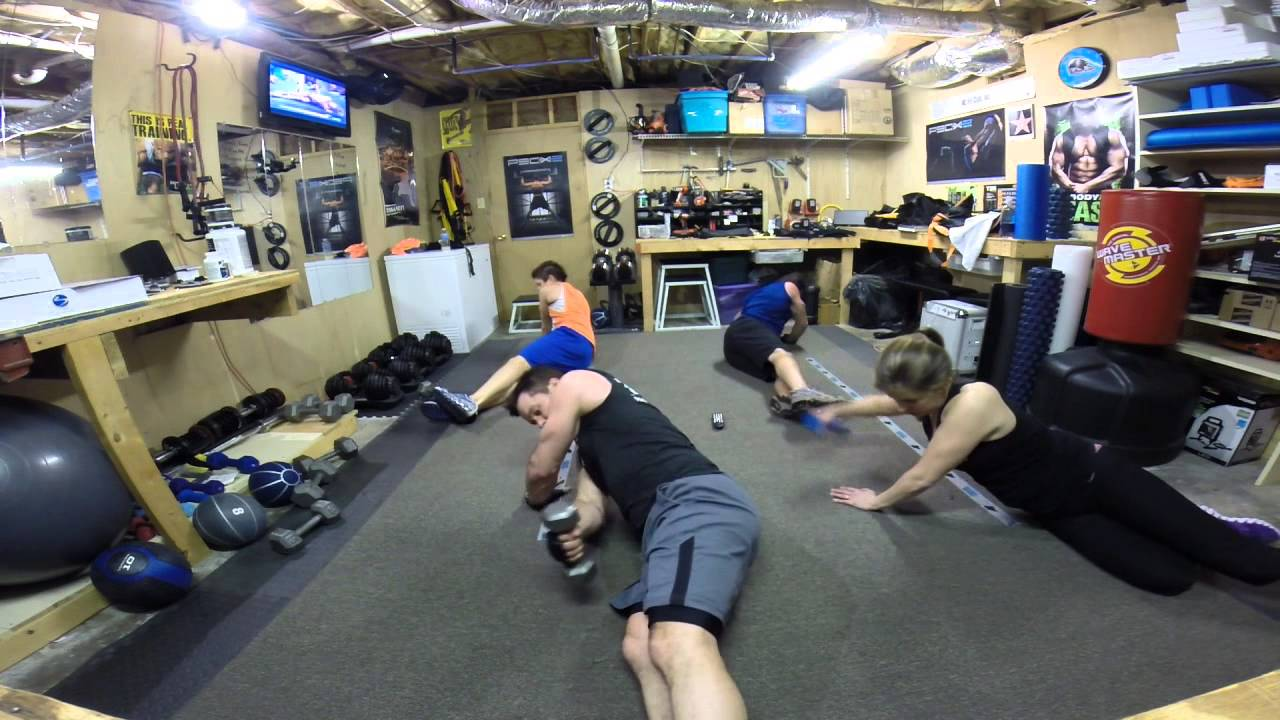 P90X3: Day 8  Total Synergistics and Ab Ripper  NC FIT CLUB