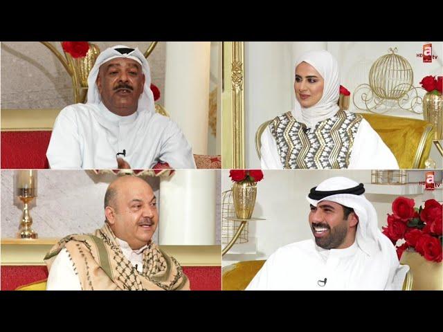 سراي   لقاء الفنان احمد الفرج والفنان ناصر كرماني