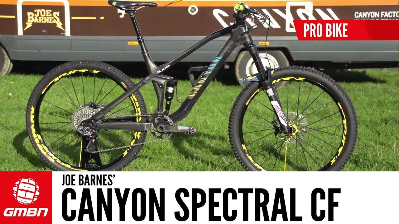 Joe Barnes' Canyon Spectral CF