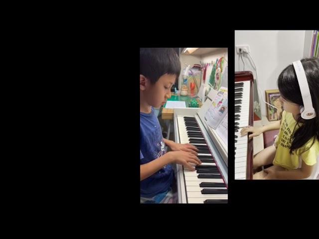Kuei Shan Class 2-1 Online Music Performance